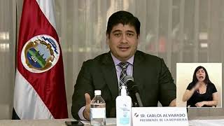 Expresidentes salieron en defensa del Gobierno, policía e institucionalidad