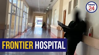 WATCH   This Eastern Cape hospital is running out of sanitiser, PPE, say staff