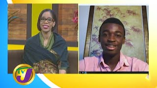 Jamaican Teenager Creates Website for CSEC Students: TVJ Smile Jamaica - May 12 2020