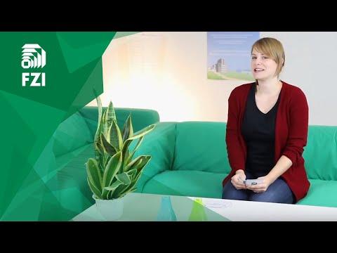 FZI 100 Sekunden Challenge: Frieda Sophie-Lammert