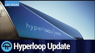 Update on Elon Musk's Hyperloop