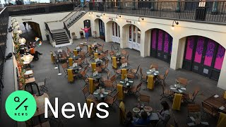 Covid-19: Bloomberg's Food Critic Dines Out for the First Time Since Restaurants in England Reopened
