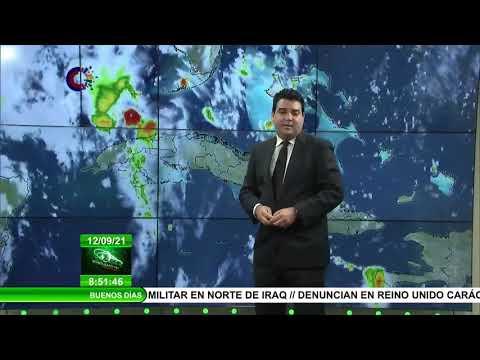 Pronóstico del Tiempo en Cuba: 12 de septiembre de 2021