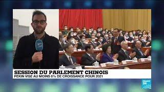 Session du Parlement chinois : le système électoral de Hong Kong sera réformé