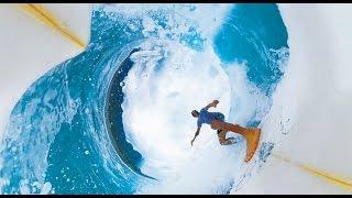 360度全景影片-衝浪