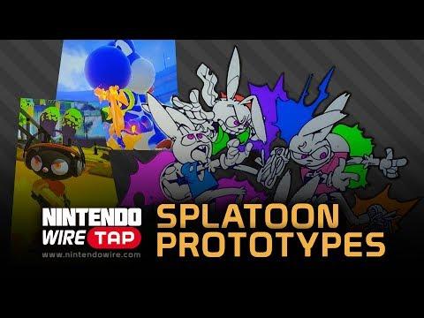 connectYoutube - Splatoon's Bunny Prototype Revealed   Nintendo Wiretap