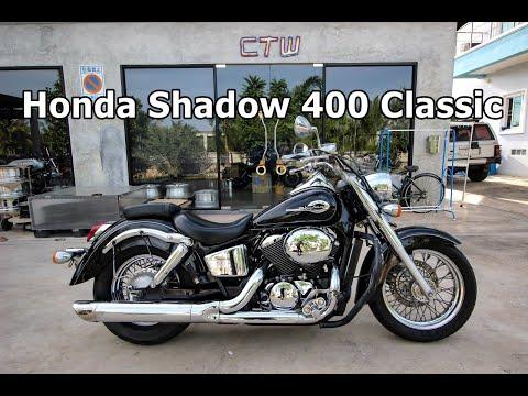 CTW-Riders-:-Honda-Shadow-400-