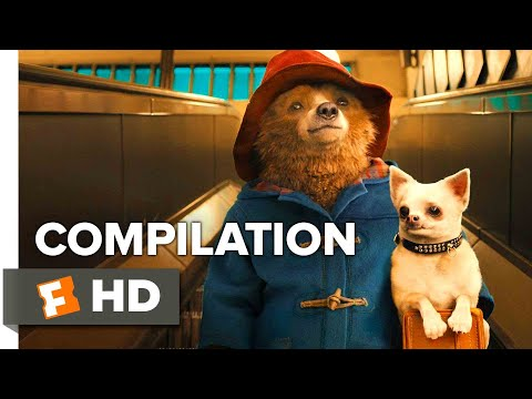 connectYoutube - Paddington 2 ALL Trailers + Clips (2018) | Movieclips Trailers