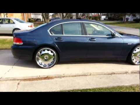 Download Youtube To Mp3 2002 BMW 745i On 22 TIS 05
