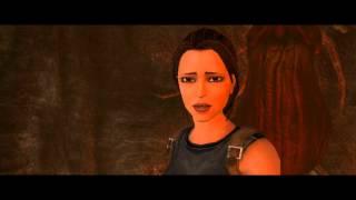Tomb Raider:Anniversary - Confrontation (Cutscene)