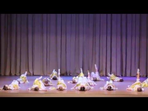 Юлиана Денс. Благотворительный концерт \Рождественское конфетти\.