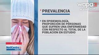 Epidemia, pandemia y prevalencia: sus definiciones y diferencias