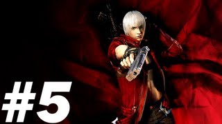 Devil May Cry 3 HD Walkthrough PT. 5 - Mission 5 - Of Devils And Swords