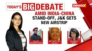 Amid India-China stand-off, J&K gets new airstrip | NewsX - NEWSXLIVE