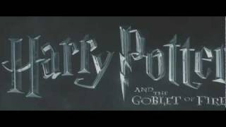 [HD] Harry Potter and The Goblet of Fire - Opening/Title scene