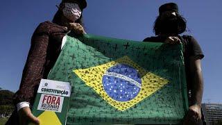 Brasil: Nuevo epicentro de la pandemia según la OMS