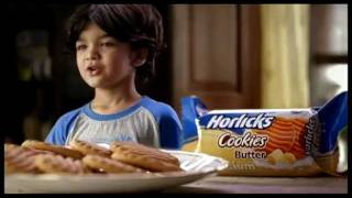 Cutest Indian Commercial for Horlicks Cookies
