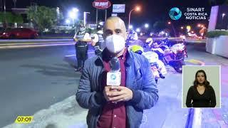 Costa Rica Noticias - Edición Estelar Lunes 23 de Noviembre 2020
