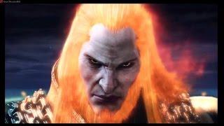 God of War 1 - God Mode #18, Ares Boss Fight