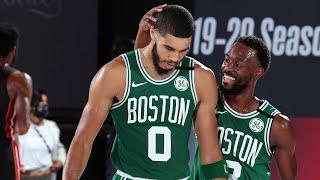 Gordon Hayward Returns! Celtics Win Game 3 vs Heat! 2020 NBA Playoffs