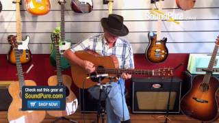 Bourgeois Country Boy 40th Anniversary (4 of 15) featuring Scott Fore