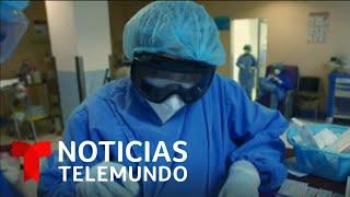 Hoy fue el día más letal en México desde que comenzó la pandemia del Coronavirus   Telemundo