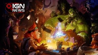 Hearthstone Comes to Android in Select Regions - IGN News