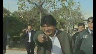 Evo Morales retornaría a Bolivia el 11 de noviembre