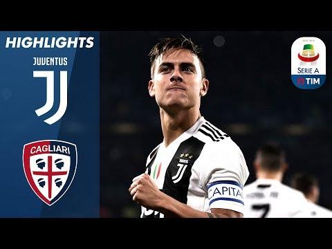 أهداف مباراة جوفنتوس 3-1 كالياري - البطولة الايطالية