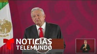 AMLO dice que 'El Chapo' tenía el mismo poder que los presidentes   Noticias Telemundo