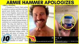 Armie Hammer Apologizes, But Not For The Reason You'd Think