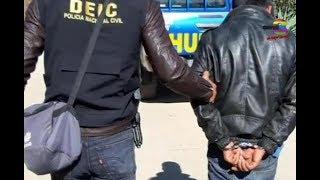 Capturan a 15 presuntos integrantes de banda criminal