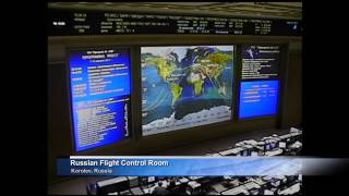 New Space Station Supply Ship Arrives At The Orbital Outpost
