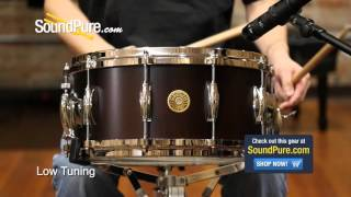 Gretsch 6.5x14 USA Custom Maple Snare Drum - Quick n' Dirty