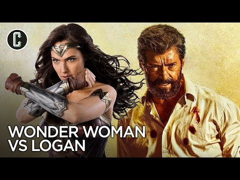 connectYoutube - Wonder Woman VS Logan - Which Movie Deserves Award Recognition More?