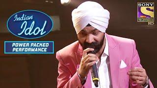 'O Sawariya' का मज़ेदार Rendition   Indian Idol   Power Packed Performance - SETINDIA