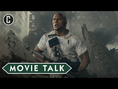 connectYoutube - Will Rampage Be The Rock's Biggest Movie? - Movie Talk