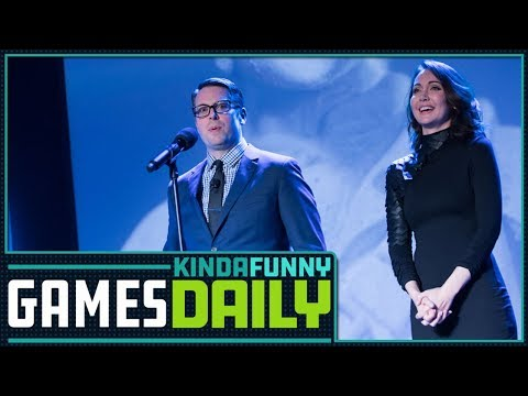 Announcing the 2018 DICE Awards Nominees - Kinda Funny Games Daily 01.12.18
