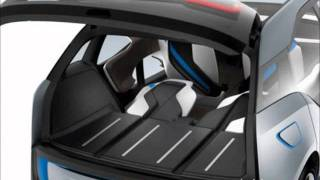A sneak peek into BMW i3 Concept