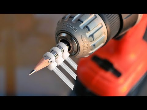 5 Awesome Life Hacks for Drill Machine