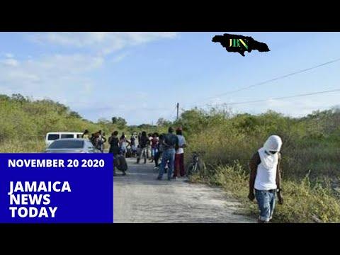 Jamaica News Today November 20 2020/JBNN