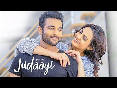 JUDAAYI LYRICS - Harish Verma | Punjabi Sad Song