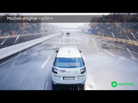 AIMOTIVE技術の紹介(AImotive社提供)