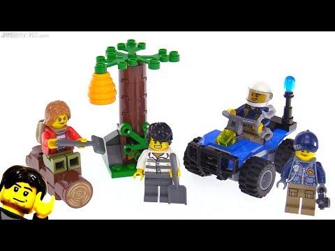 connectYoutube - LEGO City Mountain Fugitives review! 60171