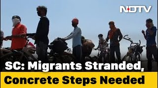5 Big Points From Supreme Court Order On Migrants - NDTV