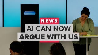 IBM robot Project Debater can argue with humans