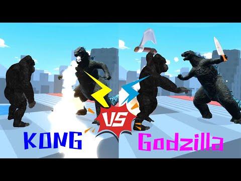 Kingkong-VS-Godzilla-Gameplay-