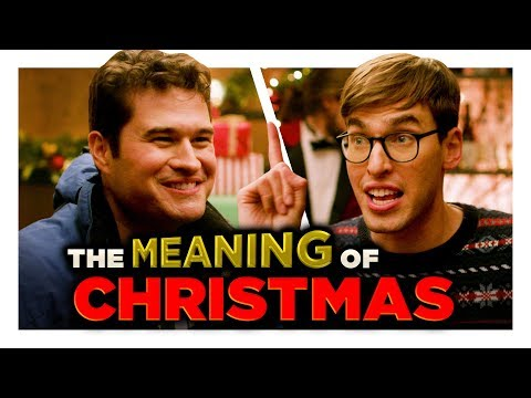 connectYoutube - The True Meaning of Christmas | Hardly Working