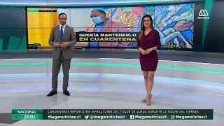 Meganoticias Prime | Alcalde proveé de droga a contagiado por coronavirus - 30/05/2020
