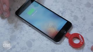 How convenient is a wireless charging countertop?